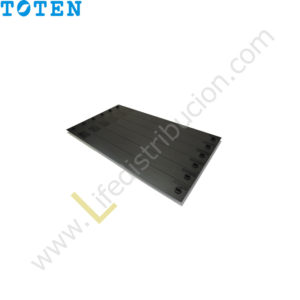 320913070 Modulo Pastico de 6RU para ordenador de alta desindad (HD)