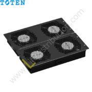 SA.6502.0101 Kit de 4 ventiladores, gabinetes (0.80 - 1.00 - 1.10 - 1.20m de profunidad)