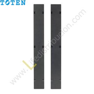 SF42.9001 Tapa para Ordenador Vertical de 42RU de 15 cm - 30 cm Alta Densidad (HD)