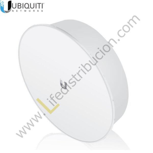 PBE-M5-300-ISO 5GHz PowerBeam, AIRMAX, 22dBI, Reflector con aislamiento 1