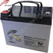 RA12-33 BATERIA RECARGABLE