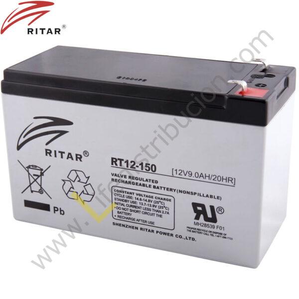 RT12-150B BATERIA RECARGABLE 1