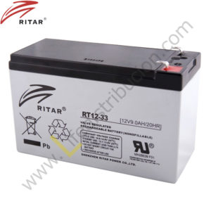 RT12-33 BATERIA RECARGABLE
