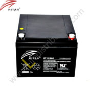RT12260 BATERIA RECARGABLE