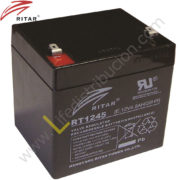 RT1245 BATERIA RECARGABLE