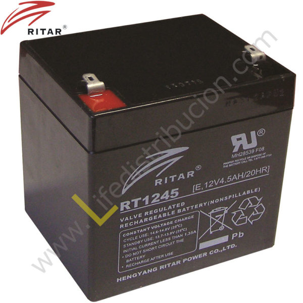 RT1245 BATERIA RECARGABLE 1