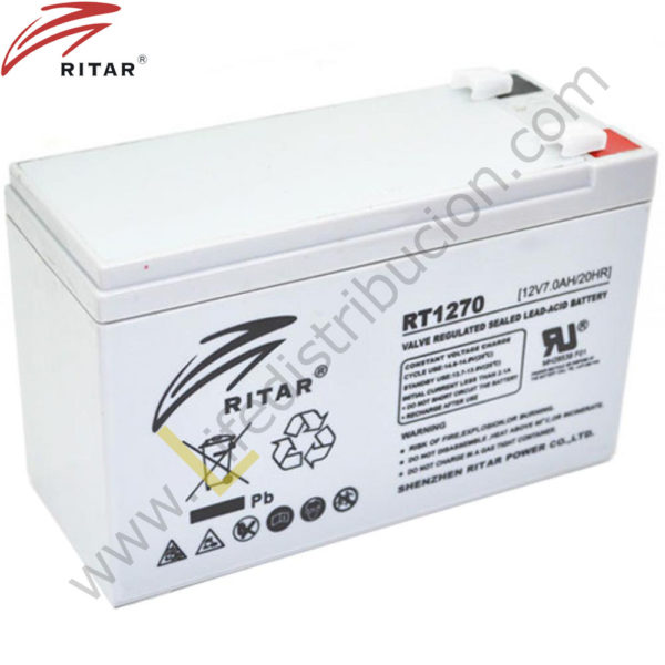 RT1270E BATERIA RECARGABLE 1