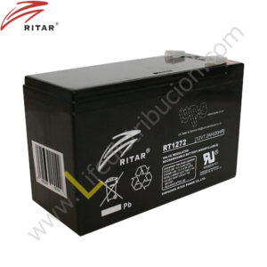 RT1272 BATERIA RECARGABLE