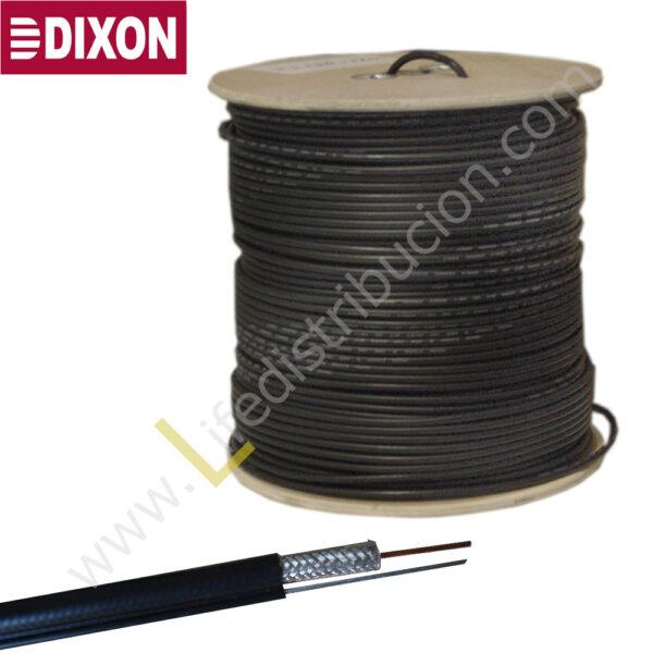 1080-K DIXON CABLE COAXIAL RG-6 (malla 90%) 1