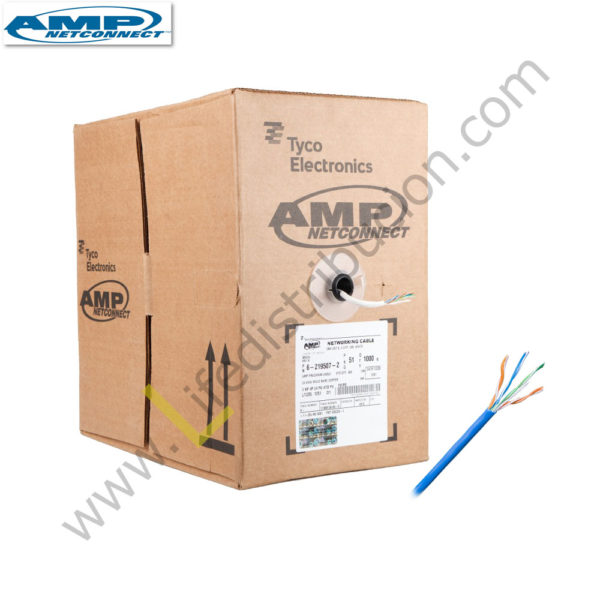 1427071-4 AMP CABLE UTP CAT