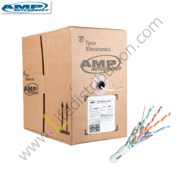1499418-2 AMP CABLE UTP CAT 5 – 25 PARES 1