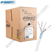 1711163-1 AMP CABLE UTP CAT. 7 LSZH (Rll 500mts) Blanco