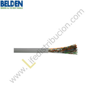1864A BELDEN CABLE UTP 25 PARES CAT. 5 4Px24 AWG