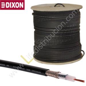 4095P DIXON CABLE COAXIAL RG-8 MULTIFILAR