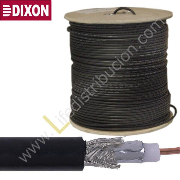 5095P DIXON CABLE COAXIAL RG-58 (malla 90%) 1