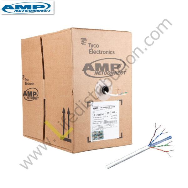 57538-2 AMP CABLE UTP CAT