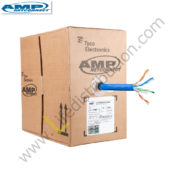 57826-6 AMP CABLE UTP CAT. 5E 4Px24AWG CMR Azul