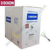 7060 LSZH DIXON CABLE UTP CAT. 5E 4Px24 AWG LSZH Gris