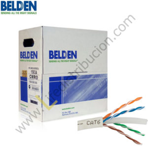 7881A BELDEN CABLE UTP CAT. 6 4Px23 AWG