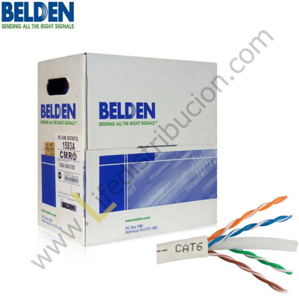 7881A BELDEN CABLE UTP CAT