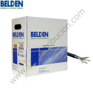 7953A BELDEN CABLE UTP INDUSTRIAL CAT. 6 4Px23 AWG