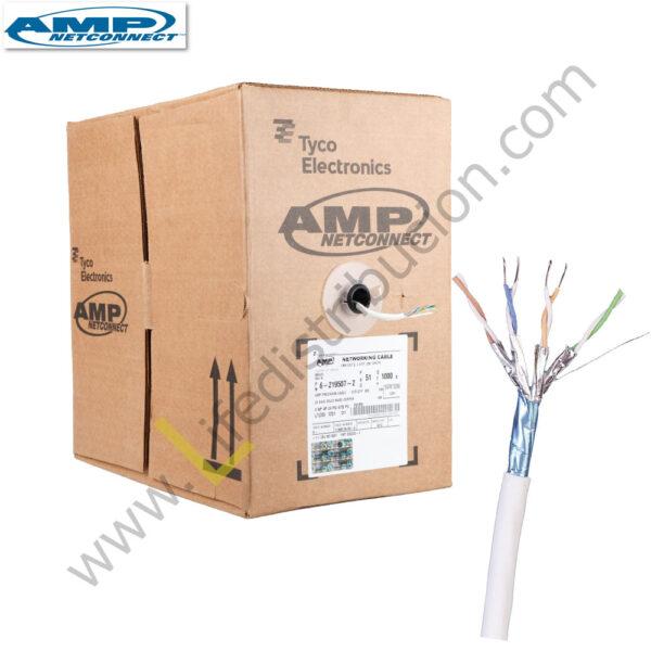 9-1499102-1  AMP CABLE UTP CAT