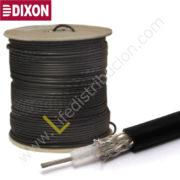 LMR-PMR 200 DIXON CABLE COAXIAL RG-58 LMR 200