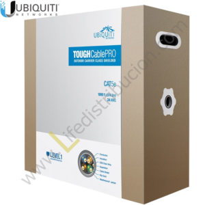 TC-Pro TOUGH Cable, Level 1, caja de 305 metros