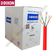 URT46/XX4B-1TF DIXON CABLE MULTIF. CAT.6 4Px23 AWG CM YL-GY