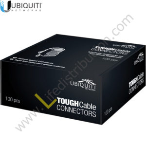 TC-CON TOUGH Cable Connextrs x 100 und.