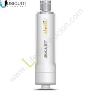 BULLETM2-HP 2.4 GHz Bullet, AIRMAX, HP