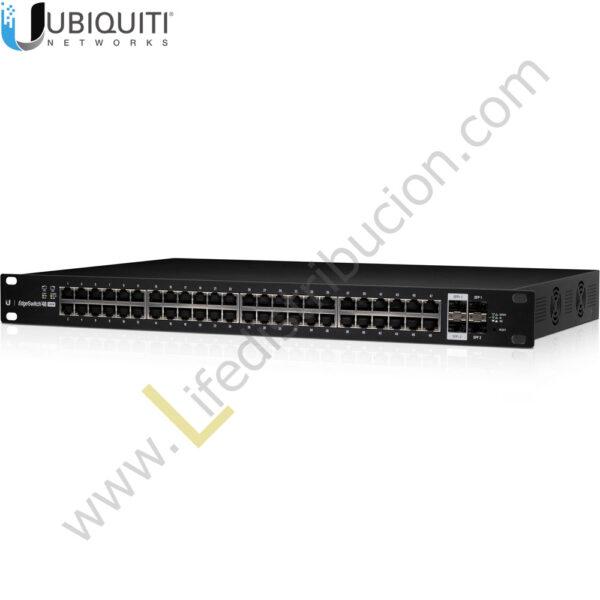 ES48-500W EdgeSwitch, 48-port, 500W 1