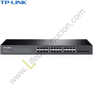 T1600G-28TS TP-LINK 28PORT PURE-GIGABIT + SMART SWICHT