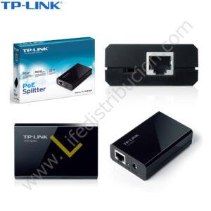 TL-POE10R TP-LINK RECEPTOR POE 12VDC / 5VDC