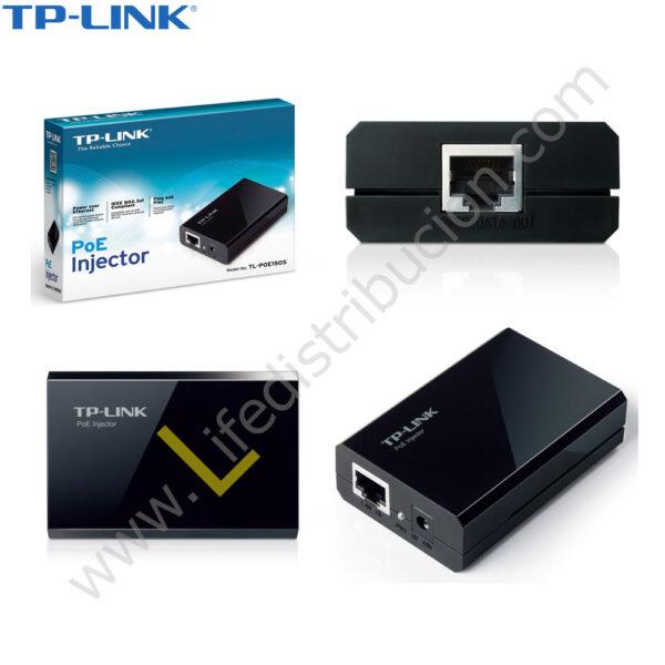 TL-POE150S TP-LINK PROVEEDOR POE 12VDC / 5VDC 1