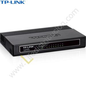 TL-SG1008D TP-LINK SWITCH 8 PUERTOS 10/100/1000 MBPS