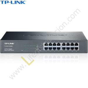 TL-SG1016DE TP-LINK SWITCH GIGABIT DE 16 PUERTOS EASY SMART
