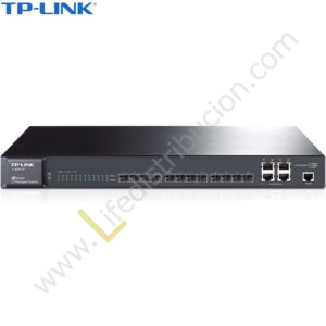 TL-SG5412F TP-LINK SWITCH ADMINISTRABLE GIGABIT DE 12 PUERTOS