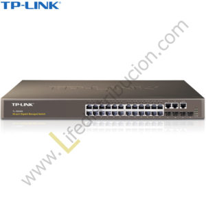 TL-SG5426 TP-LINK SWITCH ADMINISTRABLE GIGABIT DE 26 PUERTOS