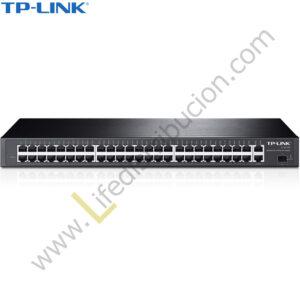TL-SL1351 TP-LINK SWITCH 48 10/100M + 2 10/100/1000 + 1 SFP GIGAB