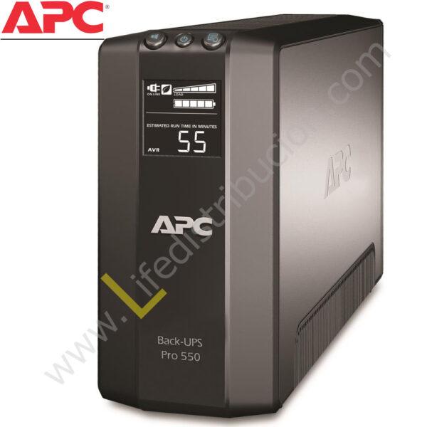 BR550GI BR550GI 550VA/330W LCD 550 MASTER CONTROL 1