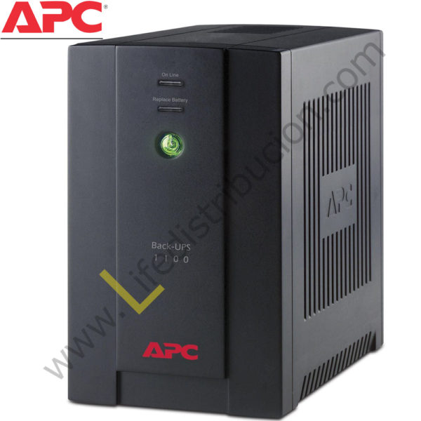 BX1100CI-MS BX1100CI-MS 1100VA- APC BACK-UPS 1100VA, AVR, 230V, ASEAN 1
