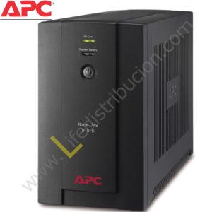 BX950U-MS 950VA BX950U-MS APC 230V, AVR UNIVERSAL AND IEC SOCKETS