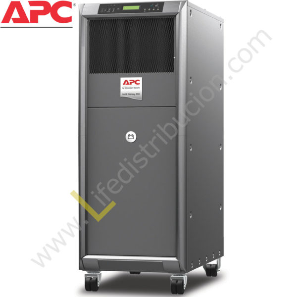 G3HT30KHB2S G3HT30KHB2S 30000VA – MGE GALAXY 300 30KVA 400V 3:3 WITH 25MIN BATTERY, START-UP 5X 1