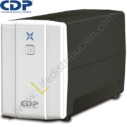 R-UPR 1008i 1000VA/410W R-UPR 1008I 220V, 8 TOMACORRIENTES