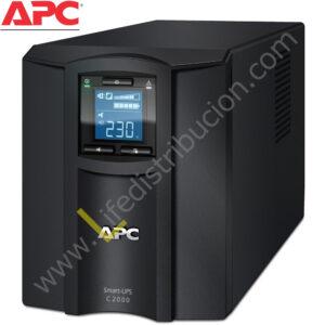 SMC2000I 2000VA SMC2000I LCD 230V