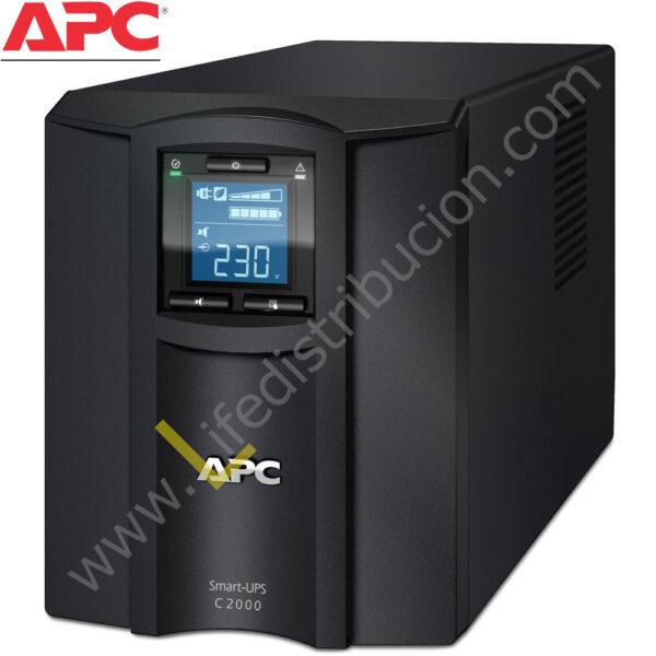 SMC2000I 2000VA SMC2000I LCD 230V 1