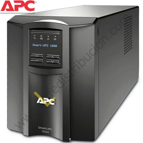 SMT1000I 1000VA SMT1000I – APC SMART-UPS 1000VA LCD 230V 1