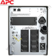 SMT1000I 1000VA SMT1000I – APC SMART-UPS 1000VA LCD 230V 2