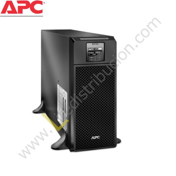 SRT6KXLI 6000VA SRT6KXLI – APC SMART-UPS SRT 6000VA 230V 1